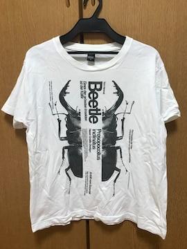 グラニフ/graniph☆Beetle☆Tシャツ☆S
