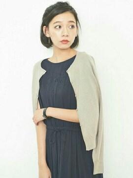 ☆earth music  ecology/ガンガンカーディガンクルーネック☆