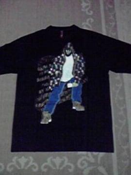 B-BOY.low 美品 Raw Blue Tシャツ 黒 2XL