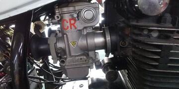ザリゴキ用 GSX400E GSX450E CRキャブ