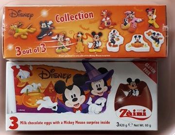 新品ZAINIディズニーチョコレートエッグ2箱セット!