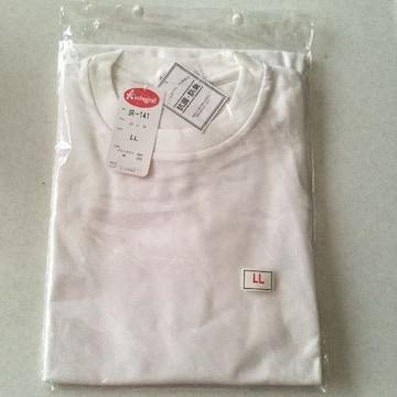 新品未開封 integral 抗菌・防臭 シンプルなTシャツ LL