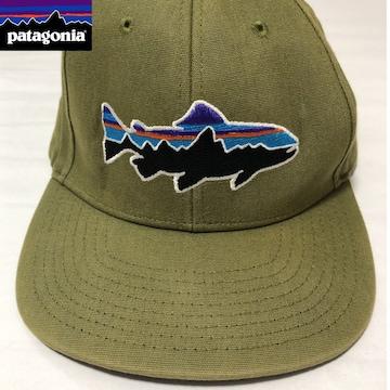 Patagonia Fish サカナ柄 Cap