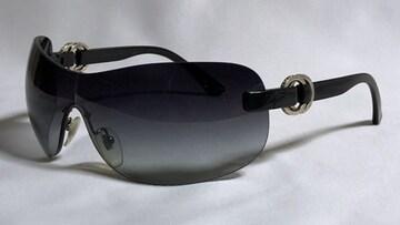 正規 セレブ愛用 BVLGARIブルガリ 2連B-zeroサイドロゴスポーティー サングラス黒