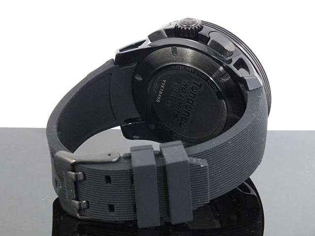 新品 即買い■テンデンス ガリバー腕時計 TT560003 ブラック < ブランドの