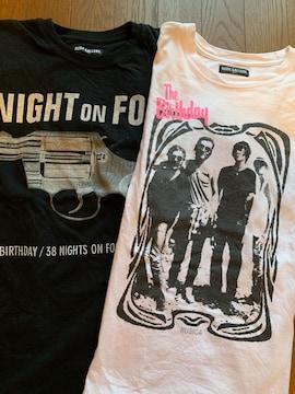 The Birthday×RUDE GALLERYコラボ Tシャツ