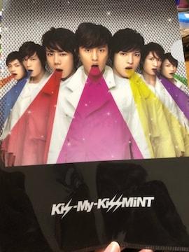 Kis-My-Ft2 キスミントクリアファイル