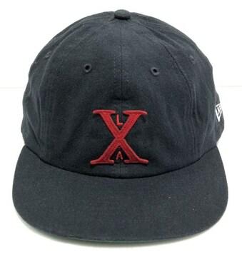 XLARGE×NEWERA エクストララージ コラボBBキャップ