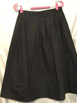 GU フレアスカート ブラック XL 新品 完売品