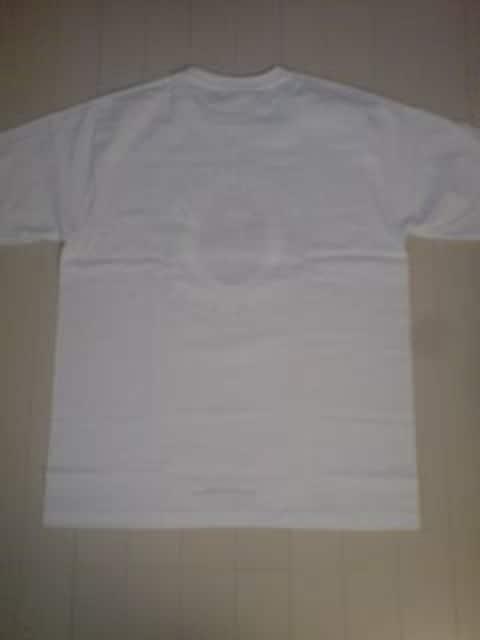 エイプxメディコムトイEXHIBITION15th記念TシャツLサイズ < ブランドの