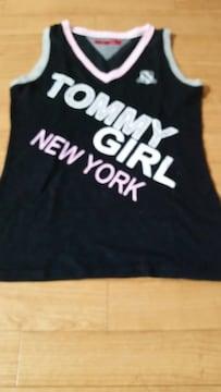 tommy girl タンクトップ中古