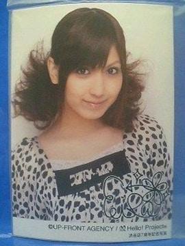 ハロショ渋谷店7周年記念写真メタリックL判2008.7.19/梅田えりか