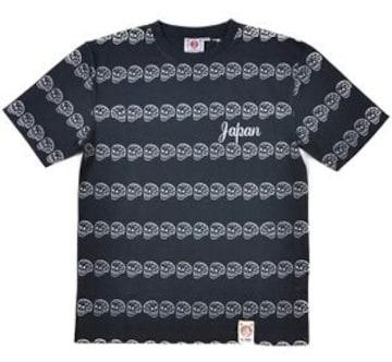 新作/爆裂爛漫娘/Tシャツ/ネイビー/XL/RMT-244/エフ商会/テッドマン/東洋