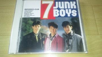 廃盤レア!息っ子クラブ「7 JUNK BOYS」☆