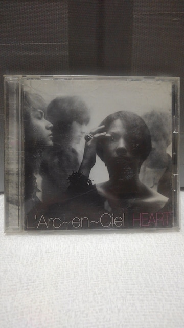 L'Arc~en~Ciel HEART  < タレントグッズの