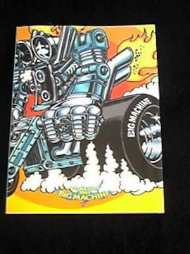 B'z LIVE GYM 2003 BIG MACHINE ライブコンサートパンフレット