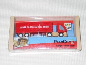 PLAN TOYS PLAN CITY Cargo Truck 60061