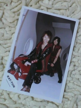 赤西仁×中丸雄一 Real Face*2006*ジャニーズ
