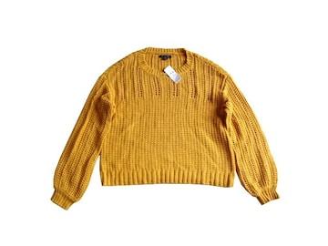新品 定価4490円 アメリカンイーグル ニット セーター