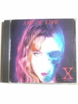 (CD)X/エックス☆ART OF LIFE即決価格