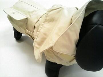 送円15kg20kg犬服トレンチコート2ポケットL愛犬散歩DoggyWearDogFashion