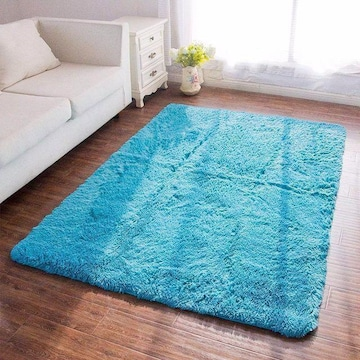 洗える ラグ カーペット 120×160cm ふわふわ 床暖房対s