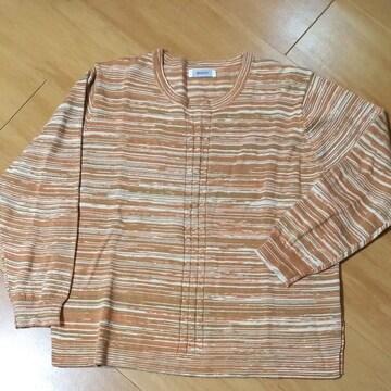 Lサイズ薄手のセーターNo.1185