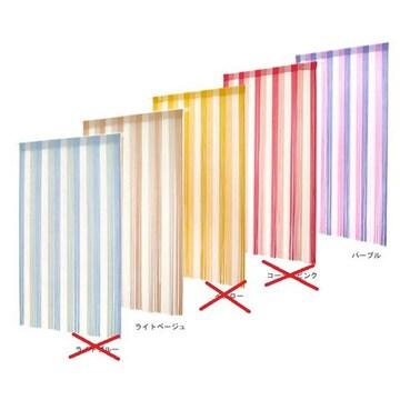 ストリングのれん★売切特価 間仕切 店舗装飾 暖簾 カーテン レーヨン100%