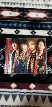 NEWS/KAGUYA 限定盤DVD付き