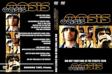 ≪送料無料≫OASIS DIG OUT YOUR SOUL 2009 & more オアシス