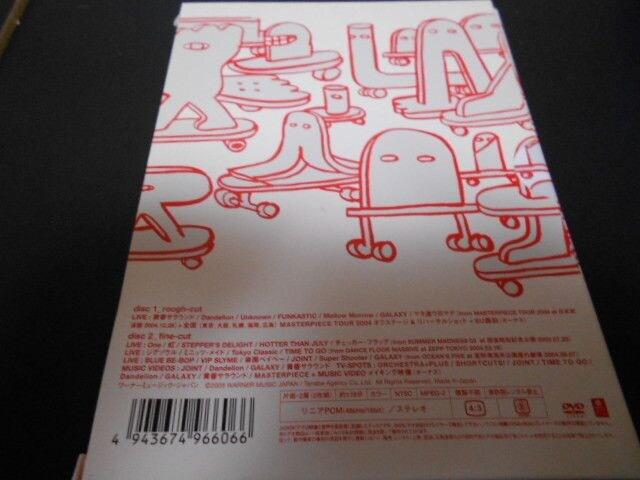 【中古DVD】 RIP SLYME ROUGH-CUT FIVE < タレントグッズの
