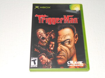 xbox★Trigger Man 海外版