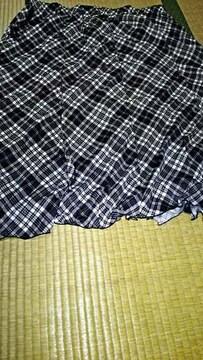 茶のスカート