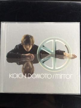堂本光一 cd 初回生産限定盤 ブックレット付き  美品