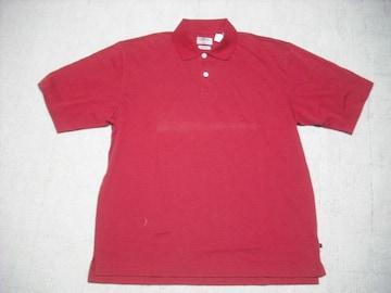 男 CALLAWAY キャロウェイ 赤 ポロシャツ L