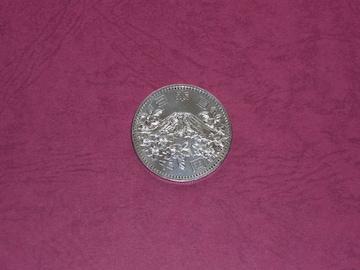 ☆1964年東京オリンピック記念千円硬貨(銀貨)☆