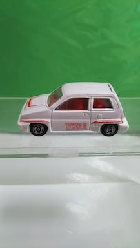 NO.54 HONDA  CITY  TURBO�U 40周年記念車
