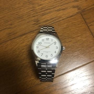 即決 TELVA 腕時計 TEV-4278
