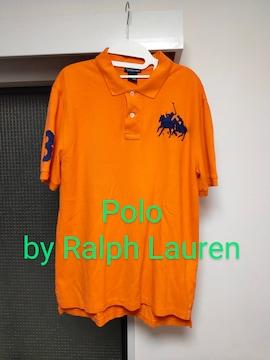 Polo  by Ralph Lauren レディース ポロシャツ オレンジ