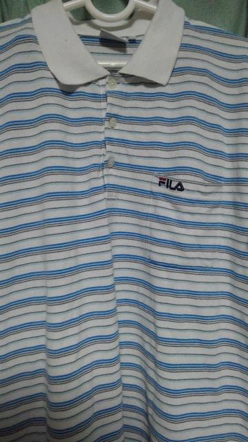 半袖シャツ FILA 3L < 男性ファッションの