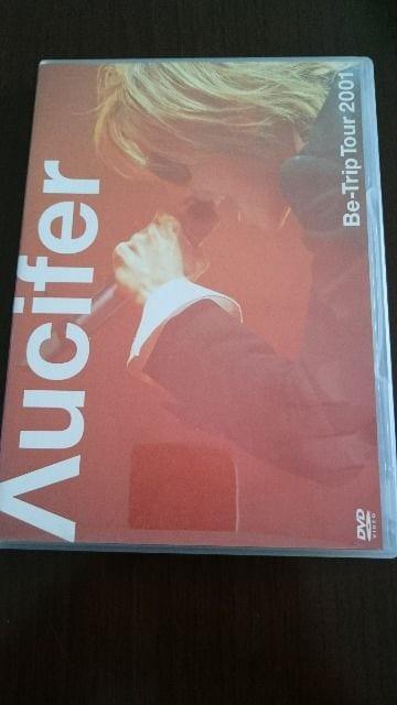 Λucifer「Be-Trip Tour 2001」DVD/快感フレーズ  < タレントグッズの