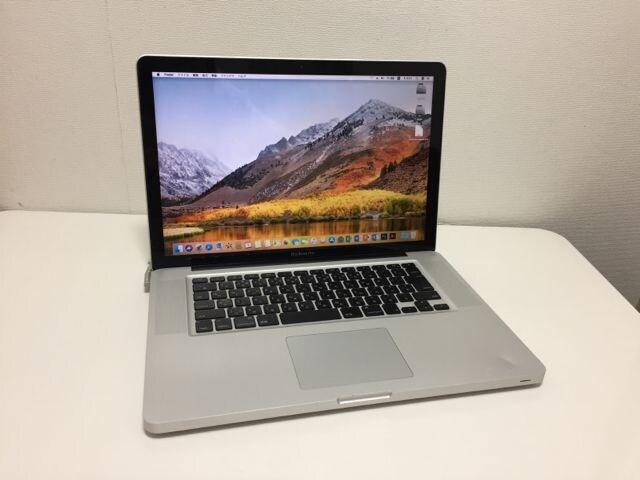 ★高性能i7★サポート充実特典いっぱい初心者★MacBookPro  < PC本体/周辺機器の