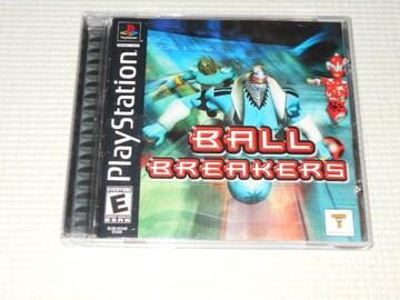 PS★BALL BREAKERS 海外版