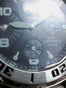 セイコーレトログラード時計