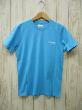 即決☆コロンビア特価 ルアープリントTシャツ BLU/Lサイズ 新品