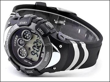 デジタル腕時計 新品★20 5 ミリタリー 軽量 美しすぎるデザイン