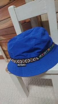 ワイルドシングス/WILDTHING ビーズ付きハット フリー 帽子
