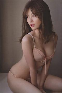 【送料無料】白石麻衣 限界セクシー写真フォト5枚セット2L判 C