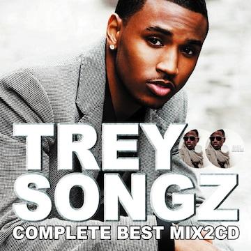 Trey Songz トレイソングズ 2枚組44曲 Best MixCD
