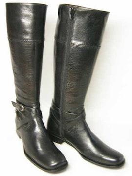 サヴァサヴァcavacava ジョッキーブーツ16098BL22cm